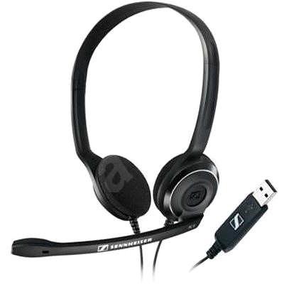 Sennheiser PC 8 USB - Mikrofonos fej- fülhallgató  e335bd2225
