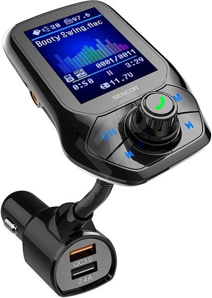 Sencor SWM 5858 BT - FM Transzmitter