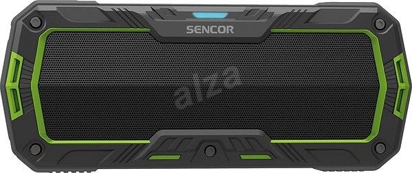 Sencor SSS 1100 zöld - Bluetooth hangszóró