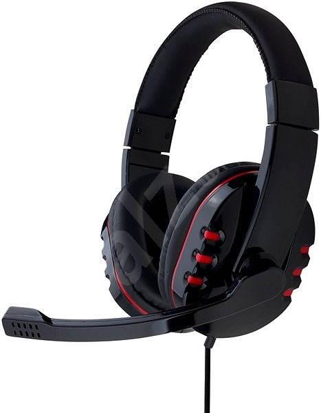 Gembird MHS-402 - Mikrofonos fej- fülhallgató  0f13886691