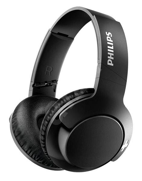 Philips SHB3175BK fekete - Mikrofonos fej- fülhallgató  24952e16ea