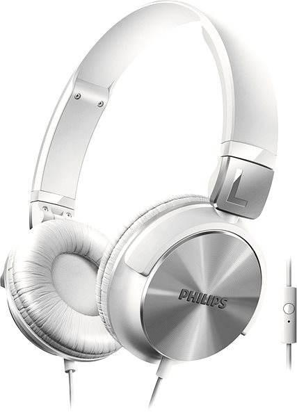 Philips SHL3165WT fehér - Fej-/fülhallgató