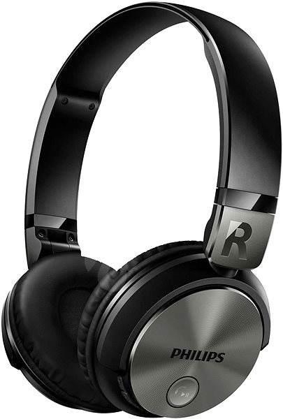 Philips SHB3185BK fekete - Mikrofonos fej- fülhallgató  0184738bee