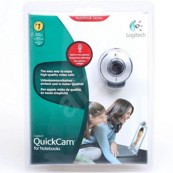 Logitech QUICKCAM EXPRESS stříbrná - Webcam