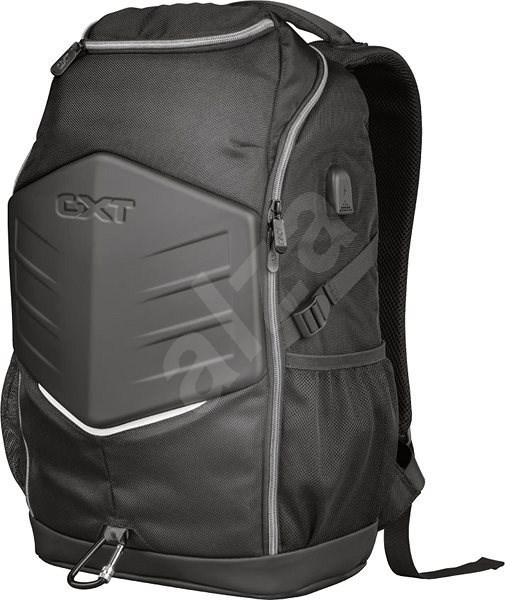Trust GXT1255 OUTLAW BACKPACK, fekete - Laptop hátizsák
