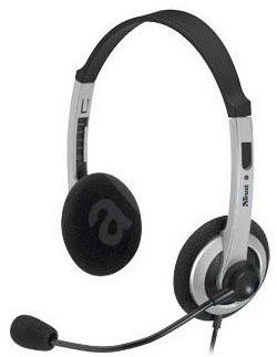 Trust Comfortfit Fejhallgató - Mikrofonos fej- fülhallgató  30b9705dfa
