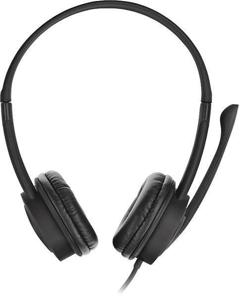 Trust Mauro Headset for PC and laptop - Mikrofonos fej- fülhallgató ... 89d27130c2