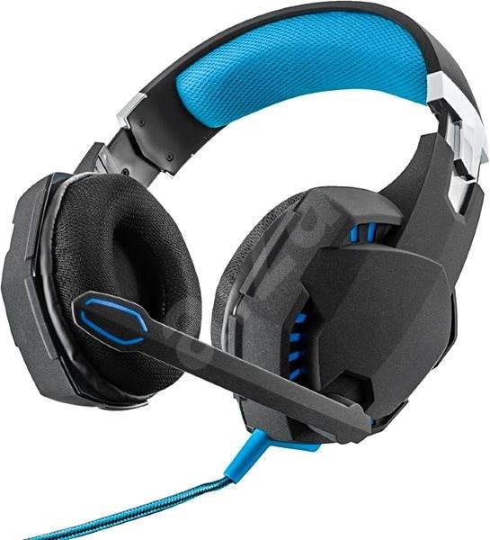 Trust GXT 363 7.1 Bass Vibration Headset - Mikrofonos fej- fülhallgató 80de9aba13