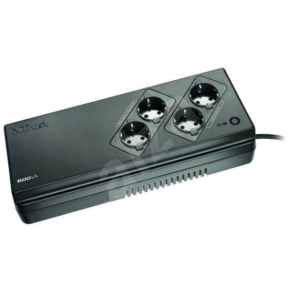 Trust PW-5060S 600VA UPS - Backup Power Supply