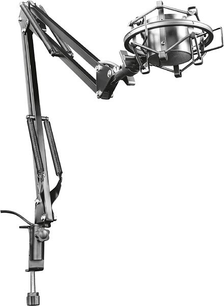 Trust GXT 253 Emita Streaming Microphone Arm - Tartó