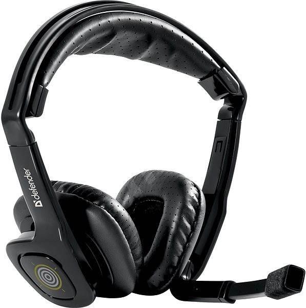 Defender Warhead HN-G150 - Gamer fejhallgató  6df193b2cc