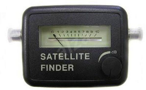 Satfinder - Jelerősség mérő
