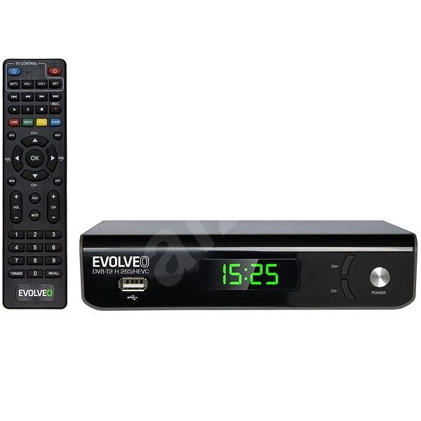 EVOLVEO Omega II - Set-top box