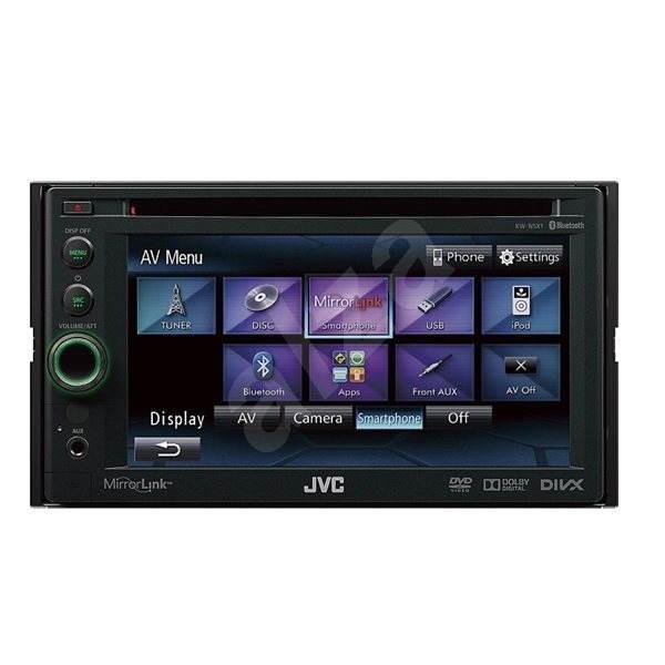 JVC KW-NSX1 - Car Stereo Receiver