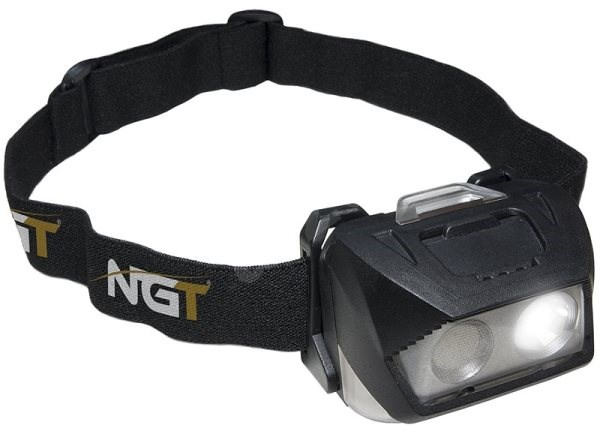 NGT Dynamic Cree Headlight - Fejlámpa
