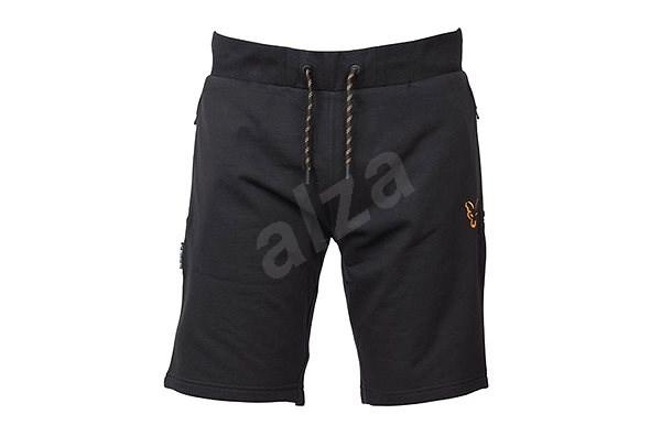 FOX Collection Orange & Black Lightweight Shorts méret: M - Rövidnadrágok