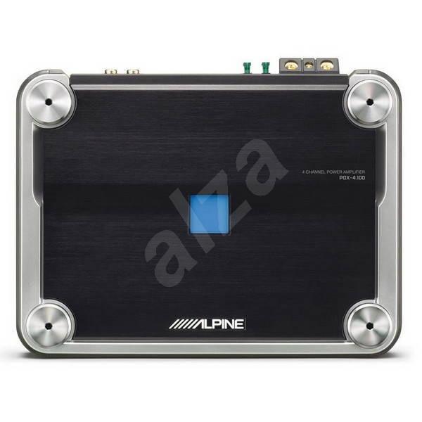 ALPINE PDX-4.100 - Digital Amplifier