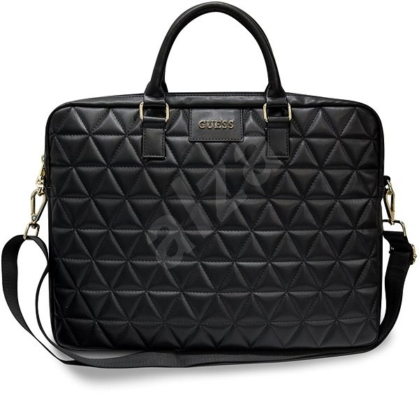 """Guess Quilted tok 15""""-es Laptophoz - fekete - Laptop tok"""