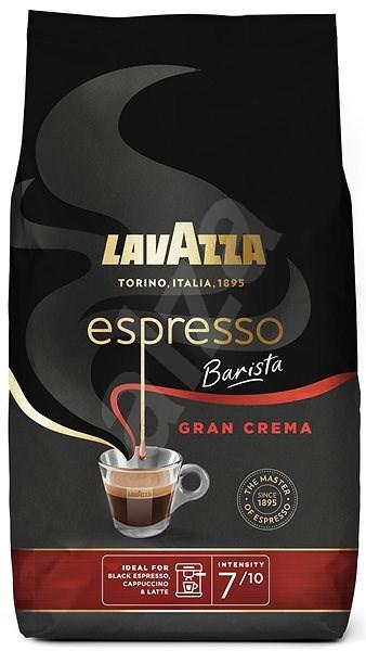Lavazza Espresso Gran Crema Barista szemes kávé 1000 g - Kávé