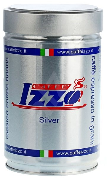 Izzo Silver szemes kávé, 250g