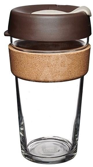 KeepCup bögre Brew Cork Almond 454 ml L - Bögre