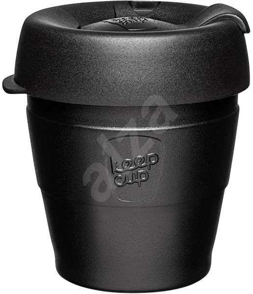 KeepCup Thermal Black 177ml XS - Thermo bögre
