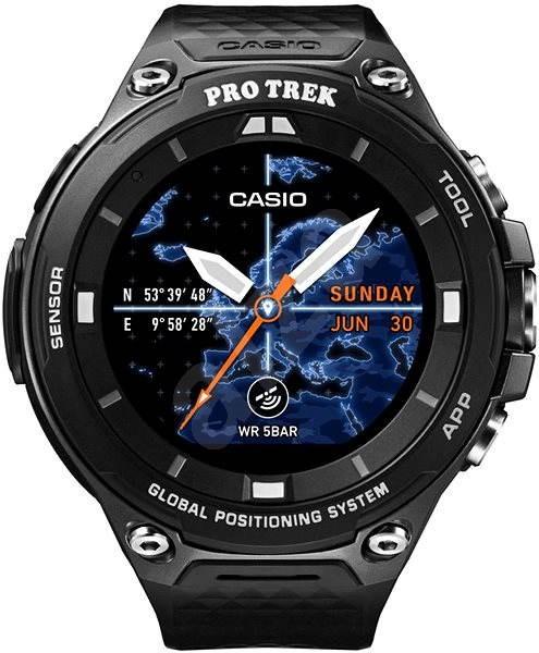 Casio PROTREK WSD-F20 - Okosóra  f66e74466a