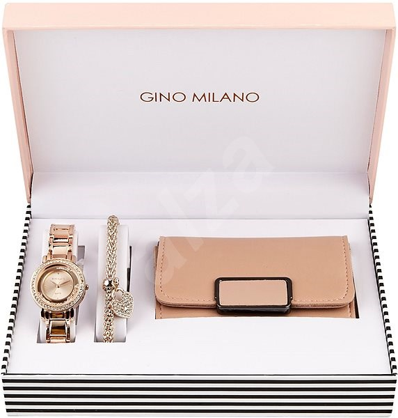 GINO MILANO MWF17-190RG - Óra ajándékcsomag