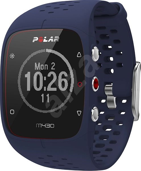POLAR M430 kék - Sportóra  130e9b7929