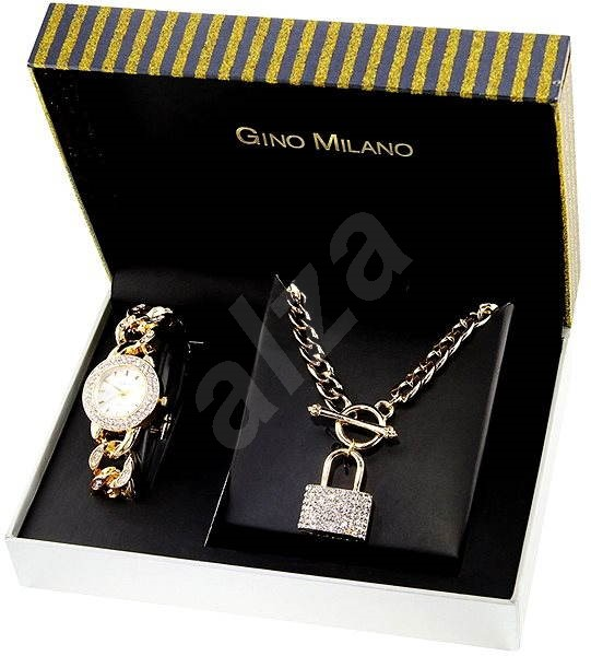 GINO MILANO MWF14-044A - Óra ajándékcsomag