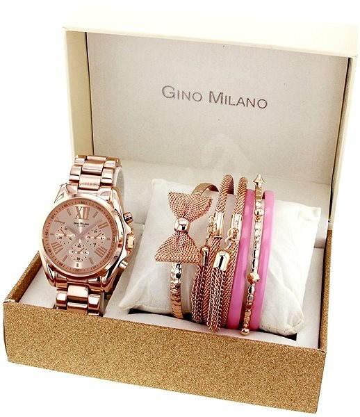 GINO MILANO MWF14-028C - Óra ajándékcsomag