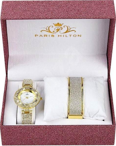 PARIS HILTON BPH10220-101 - Ajándék óraszett