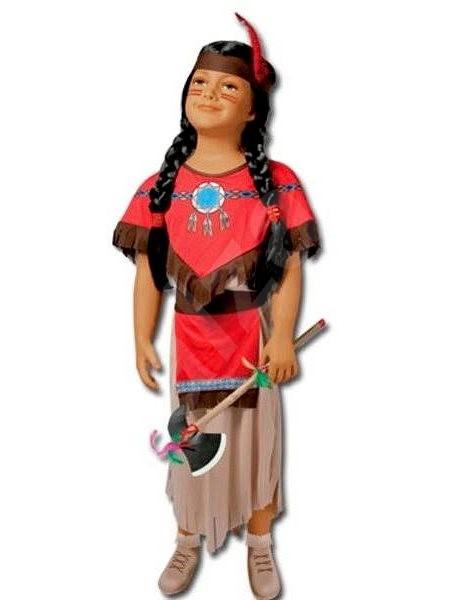 4ca7e4de5d Farsangi ruhák - Indián lány S méret - Gyerekjelmez | Alza.hu
