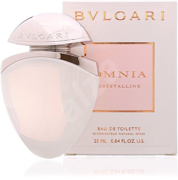 BVLGARI Omnia Crystalline EdT 25 ml - Toalettvíz