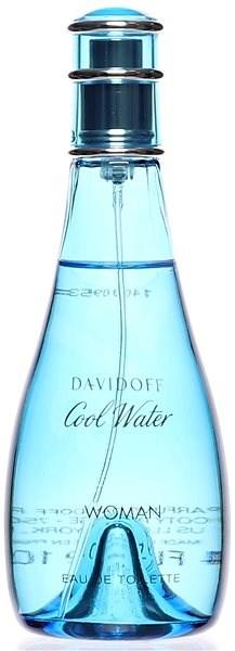 DAVIDOFF Cool Water Woman EdT 100 ml - Toalettvíz