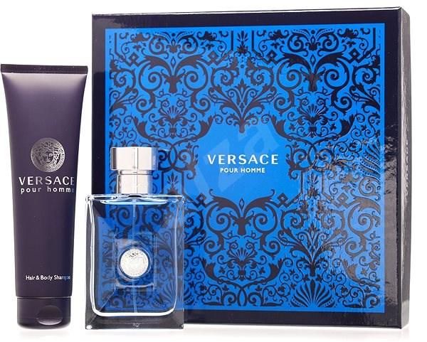 VERSACE Pour Homme EdT Set 250 ml - Parfüm ajándékcsomag
