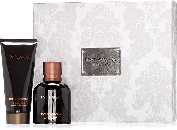 DOLCE & GABBANA Pour Homme Intenso EdP készlet 175 ml - Parfüm ajándékcsomag