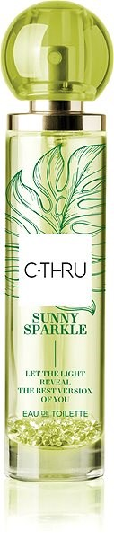 C-THRU Sunny Sparkle EdT 50 ml - Toalettvíz