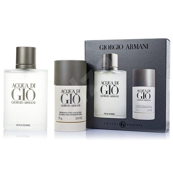 1ddc54c162 GIORGIO ARMANI Acqua di Gio Pour Homme 100 ml - Parfüm ajándékcsomag ...