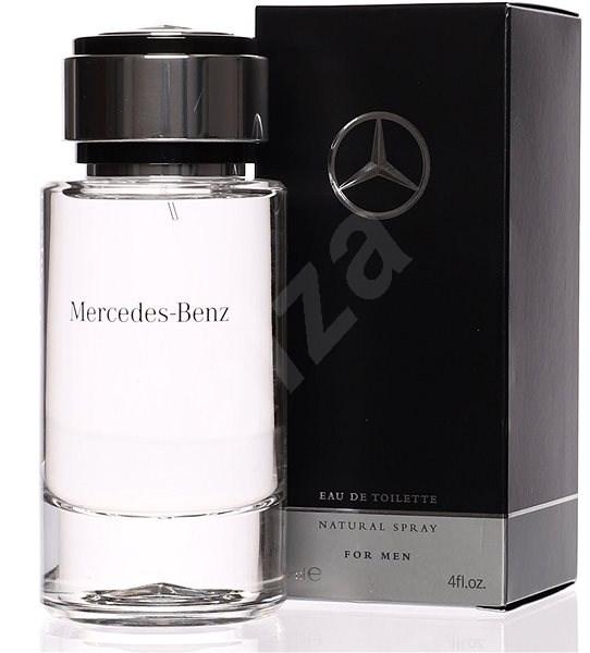 MERCEDES-BENZ Perfume EdT 120 ml - Férfi toalettvíz