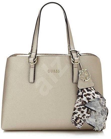 Guess aranyszínű táska