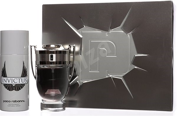 PACO RABANNE Invictus EdT Set - Parfüm ajándékcsomag