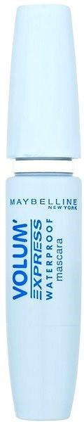 MAYBELLINE NEW YORK Express vízálló fekete 8,5 ml - Szempillaspirál