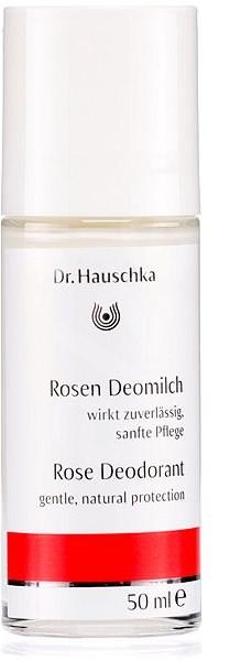 DR. Hauschka Rose dezodor 50 ml - Női dezodor