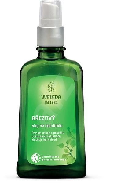 WELEDA Nyírfaolaj cellulitiszre 100 ml - Testápoló olaj