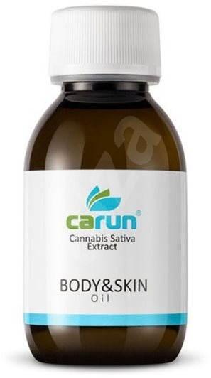 CARUN 100 ml - Testápoló olaj