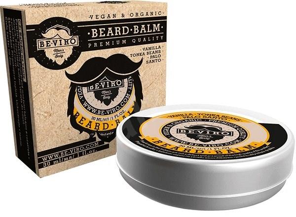 BEVIRO Honkatonk Vanilla 30 ml - Szakállbalzsam