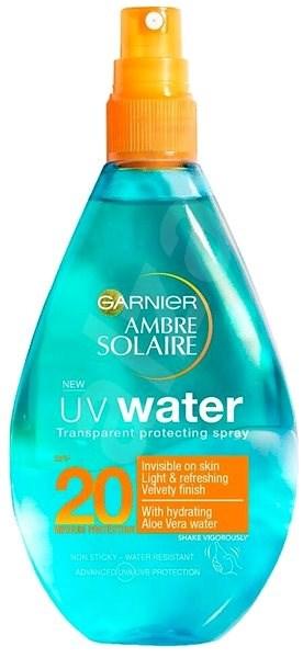GARNIER UV Water Transparent Protecting Spray SPF 20 150 ml - Napozó spray
