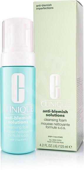 CLINIQUE Anti-Blemish Solutions Cleansing Foam 125 ml - Tisztító hab
