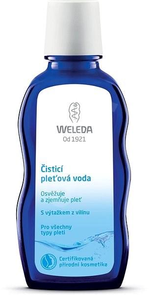WELEDA Tisztító arclemosó 100 ml - Arctisztító víz